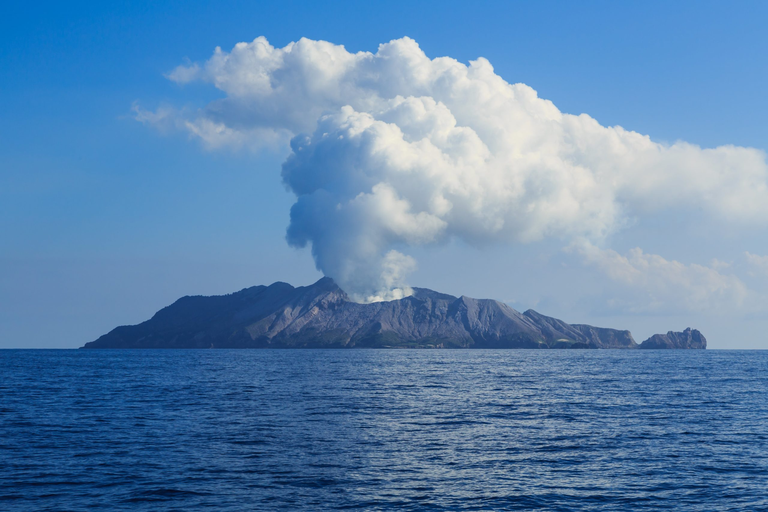 White Island Volanic Eruption