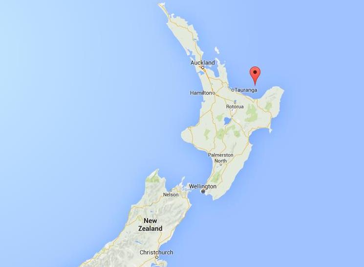 White Island vocanic eruption